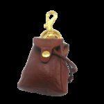 Δερμάτινο πορτοφόλι μπρελόκ π060 - 1