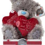 Αρκουδάκι me to you girlfriend heart - 1
