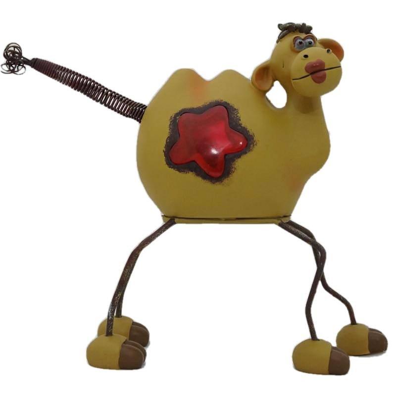Κουμπαράς πήλινος καμήλα