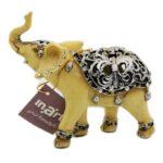 Αγαλματάκι Ελέφαντα ιβουάρ