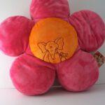Μαξιλάρι λουλούδι της Nici, ροζ Nici Toys - 1