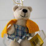 Αρκουδάκι λούτρινο Sunkid, μπάνιο 13εκ SunKid - 1